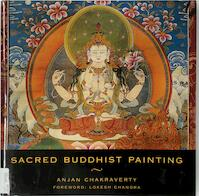 Sacred Buddhist painting - Anjan Chakraverty (ISBN 9788174360427)