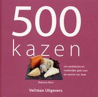 500 kazen - R. Muir, Roberta Muir (ISBN 9789048302666)
