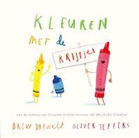 Kleuren met de krijtjes - Drew Daywalt, Oliver Jeffers (ISBN 9789026144059)