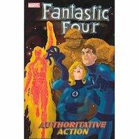Fantastic Four Vol. 2: Authoritative Action - Mark Waid, Howard Porter (ISBN 9780785111986)