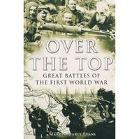 Over the top - Martin Marix Evans (ISBN 9781841931111)