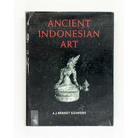 Ancient Indonesian art - August Johan Bernet Kempers