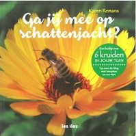 Op schattenjacht in de tuin - Karen Remans (ISBN 9789491545443)