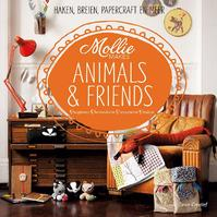 Mollie makes animals and friends - (ISBN 9789043916196)