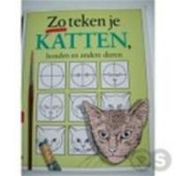 Zo teken je katten honden en andere dieren - J. Robertson, S. / Kessel Pinkus (ISBN 9789060175552)