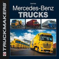 Mercedes-Benz Trucks - Colin Peck (ISBN 9781845846435)