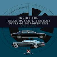 Inside the Rolls-Royce & Bentley Styling Department - Graham Hull (ISBN 9781845846015)