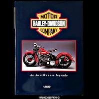 Harley-Davidson - Jim Lensveld, Paul Garson, Textcase (ISBN 9789036607476)