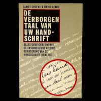 De verborgen taal van uw handschrift - James Greene, David Lewis, Gerda Baardman (ISBN 9789062785889)