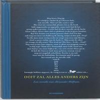 Ooit zal alles anders worden - Alexander Wolfram (ISBN 9789058387004)