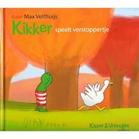Kikker speelt verstoppertje - Max Velthuijs (ISBN 9789025870409)