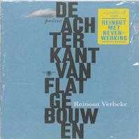 De achterkant van flatgebouwen + CD-audio - Reinout Verbeke (ISBN 9789085422853)