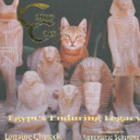 Cairo Cats - Lorraine Chittock (ISBN 9789771724315)