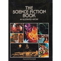 The science fiction book - Franz Rottensteiner (ISBN 9780816491698)