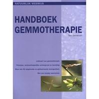 Handboek gemmotherapie - T. Gerretzen (ISBN 9789080778443)