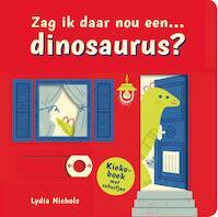 Kiekeboek - Zag ik daar nou... Een dinosaurus? - Lydia Nichols (ISBN 9789026145568)