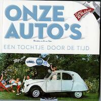 Onze Auto's - Bas van Putten (ISBN 9789081168144)