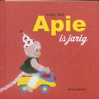 Apie is jarig - Coby Hol (ISBN 9789058385314)