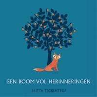 Een boom vol herinneringen - Britta Teckentrup (ISBN 9789025754389)