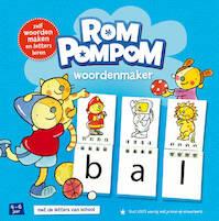 Woordenmaker Rom PomPom (ISBN 9789048711239)