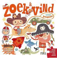 Zoek & vind voor jongens (ISBN 9789030580027)