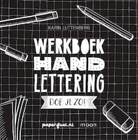 Handlettering doe je zo! Werkboek - Karin Luttenberg (ISBN 9789048837700)