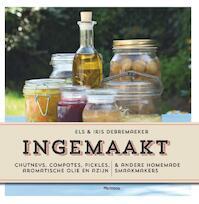Inmaken & co - Iris Debremaeker, Els Debremaeker (ISBN 9789002252785)