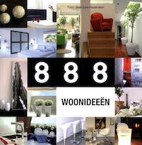 888 Woonideeën - Daniela Santos Quartino, José Luis Hausmann (ISBN 9788499360577)