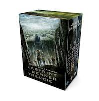 De labyrintrenner boxset - James Dashner (ISBN 9789021402444)