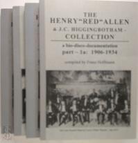 The Henry Red Allen & J.c. Higgingbotham Collection - Hoffmanbn