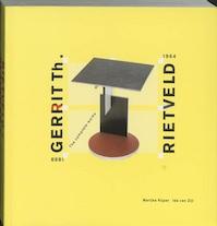 GERRIT Th. RIETVELD 1888-1964 - M. Küper, I. van Zijl (ISBN 9789073285163)