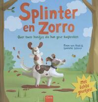 Splinter en Zorro - Pimm van Hest (ISBN 9789044818420)