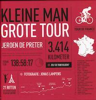 Kleine man, grote tour - Jeroen De Preter (ISBN 9789491376023)