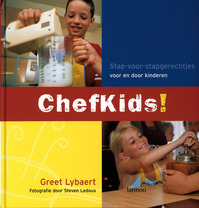 Chefkids! - G. Lybaert (ISBN 9789020954975)