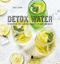 Detox water - Sonia Lucano (ISBN 9789023014812)