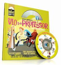 Heerlijke hoorspelen: de vlo en de professor (boek+cd) - Hans Christian Andersen, Stuffmakers (ISBN 9789079040070)