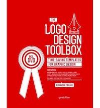 The Logo Design Toolbox - Alexander Tibelius (ISBN 9783899554823)