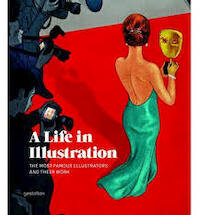 A Life in Illustration - Anna Sinofzik (ISBN 9783899554854)