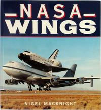 Nasa Wings - Nigel Macknight (ISBN 9781855322165)