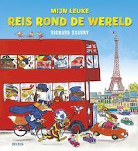 Mijn leuke reis rond de wereld - Richard Scarry (ISBN 9789044723465)
