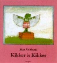Kikker is Kikker - Max Velthuijs (ISBN 9789025848453)