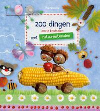 200 dingen om te maken en te doen - Pia Pedevilla (ISBN 9789002258350)