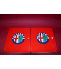 Alfa Romeo - Paolo Altieri, Giovanni Lurani, Luigi Fusi, Sergio Puttini (ISBN 9788885058293)