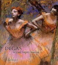Degas - Richard Kendall (ISBN 9781857091298)