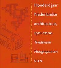 100 jaar Nederlandse architectuur 1901-2000 + CD-ROM (ISBN 9789085066842)