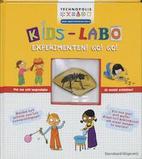 Kids Labo Experimenten!go!go! - Isabelle Pellegrini, Karine Eyre (ISBN 9789002234248)