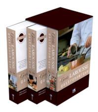 De Grote Larousse gastronomique [Box met 3 delen] - Joël Robuchon (ISBN 9789086794058)
