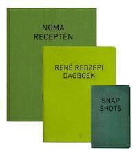 Noma: a work in progress - René Redzepi (ISBN 9789089896063)
