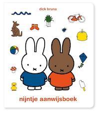 Nijntje aanwijsboek - Dick Bruna (ISBN 9789056476540)