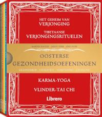 Oosterse gezondheidsoefeningen - Martin Faulks, Jason Gyre, Joss Guin (ISBN 9789089985798)